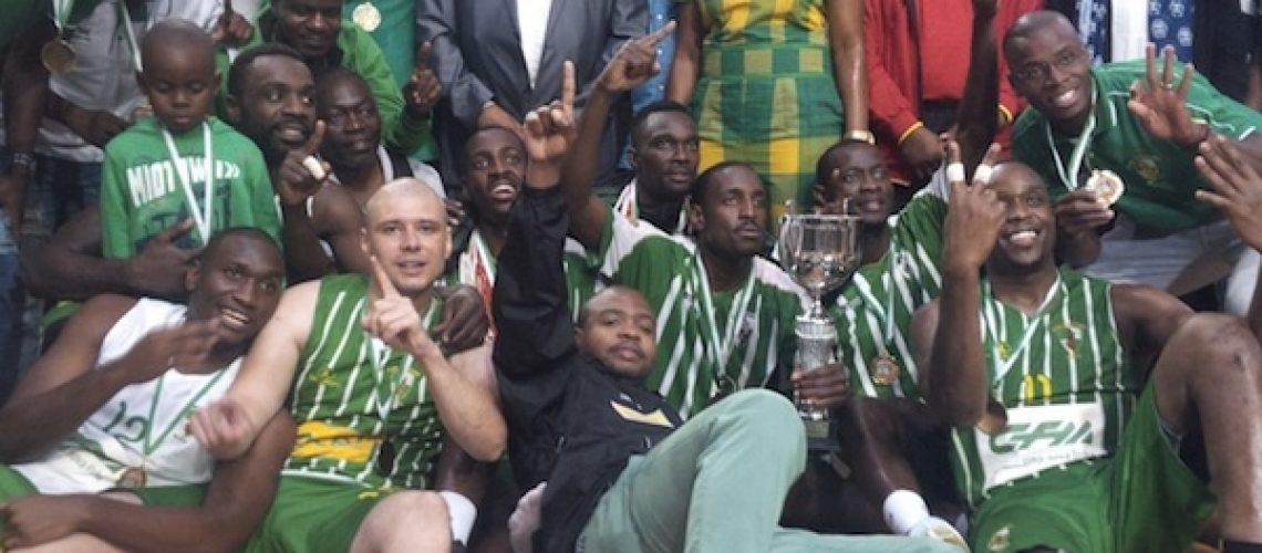 Bojan comanda Ferroviário de Maputo para o terceiro título de basquetebol masculino em Moçambique