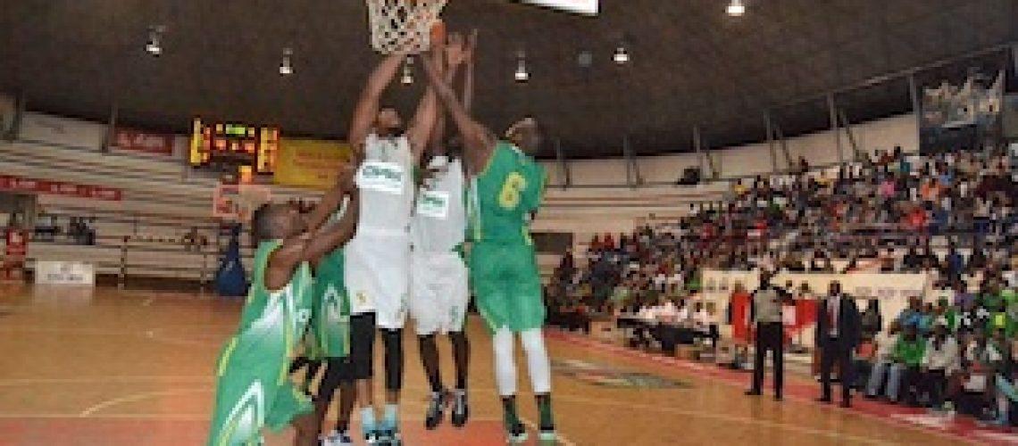 """""""Beirenses"""" acabam com invencibilidade do Ferroviário de Maputo em basquetebol masculino"""