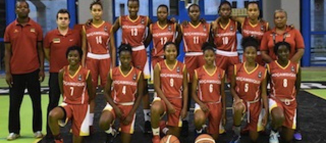 Moçambique vence Angola e reconquista bronze no Afrobasket  sub-18 feminino