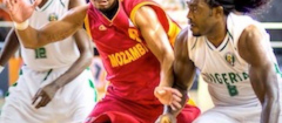 Basquetebol: Moçambique prateado na África do Sul
