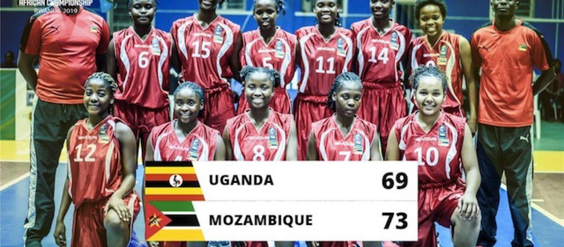 """""""Samurais"""" suplantam Uganda e enfrentam Mali nas meias-finais do Africano sub-16"""