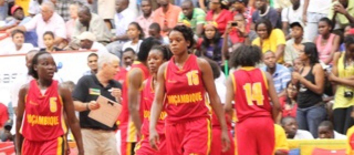 Diários dos X Jogos Africanos: Foi-se o sonho do bronze no basquetebol