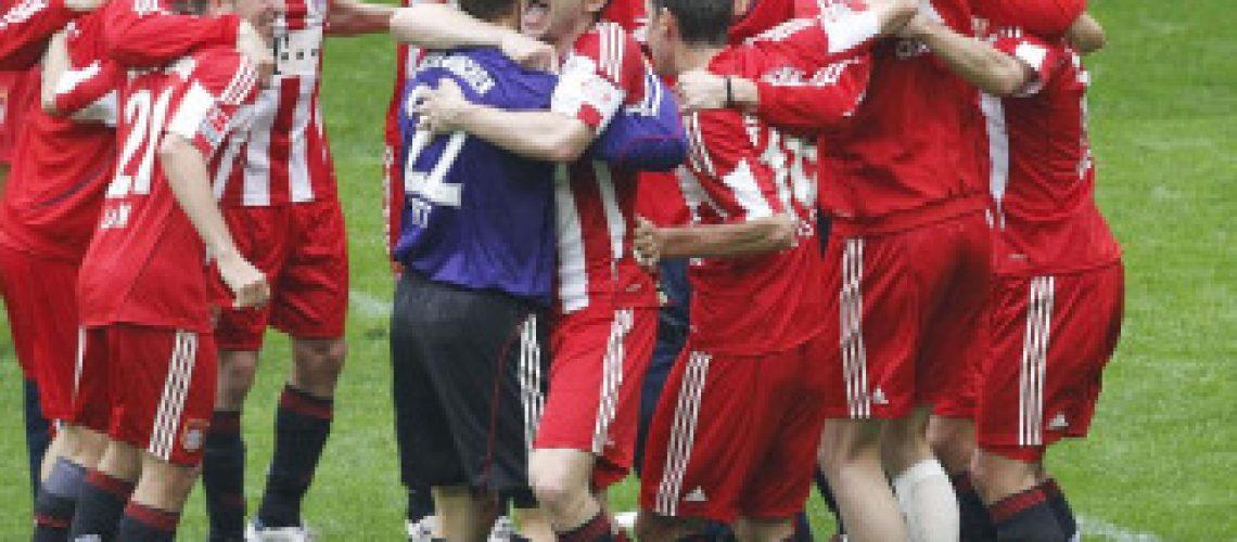 Bayern de Munique é virtualmente campeão alemão