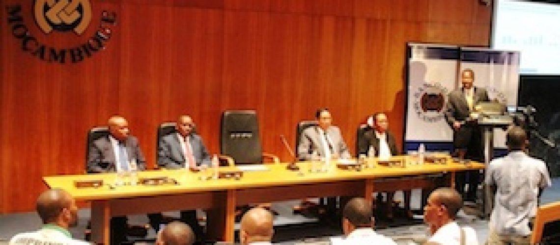 Banco de Moçambique faz pequena liberalização