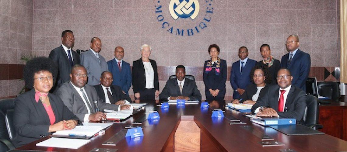 Banco de Moçambique adia novamente retoma da economia por mais 2 meses