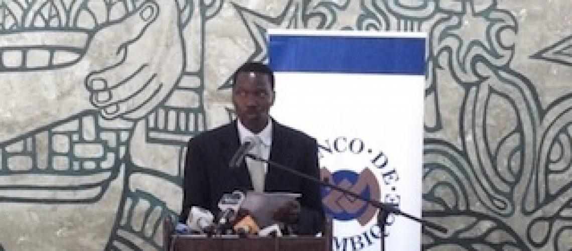 Banco de Moçambique vai criar indexante para transparência nas taxas de juros dos créditos comerciais