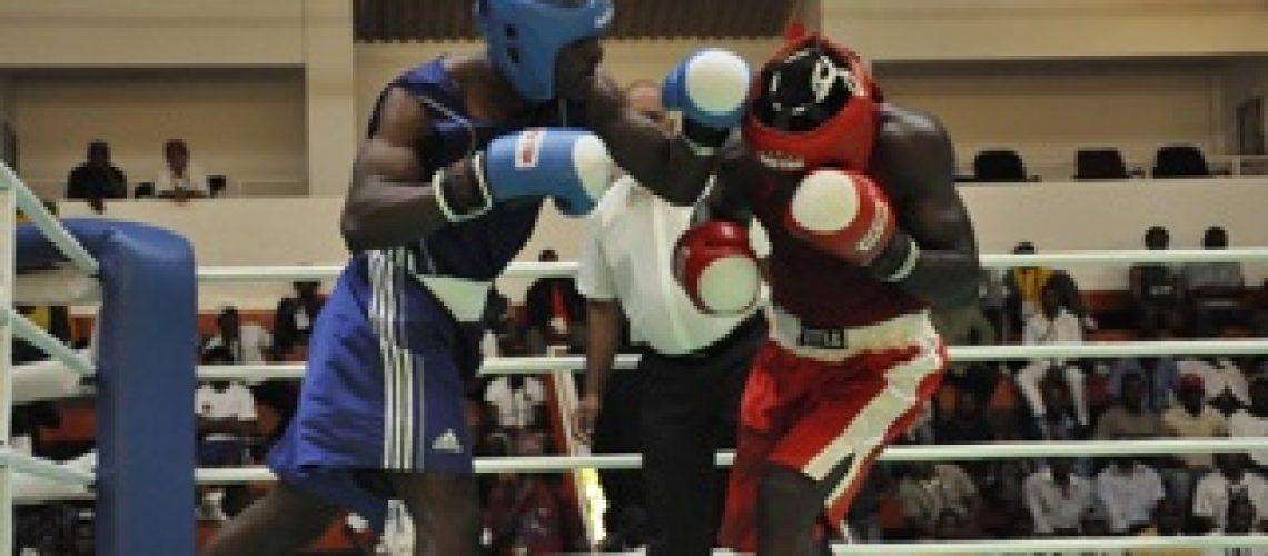 Diario X Jogos Africanos: Esfumou-se o sonho de medalha nos 91 quilos