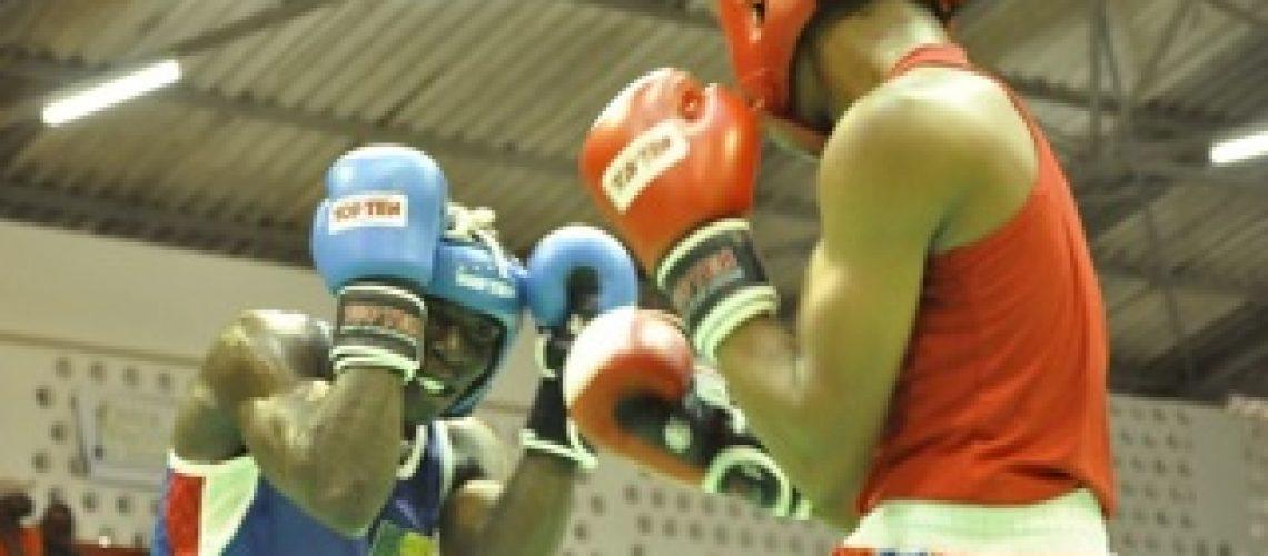 Diario X Jogos Africanos: mais três moçambicanos nos quartos-de-final do Boxe