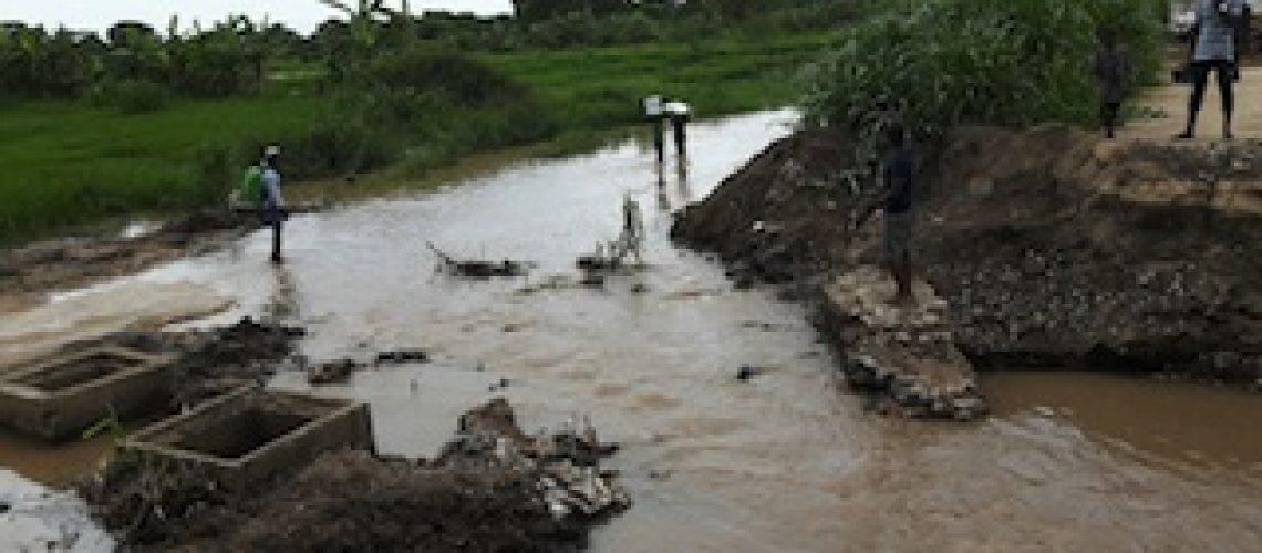 Ultrapassam 23 mil as pessoas em emergência devido às chuvas