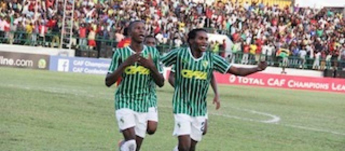 """Ferroviário da Beira derrota El Merreikh e assume 2º lugar do seu grupo na """"Champions"""" africana"""