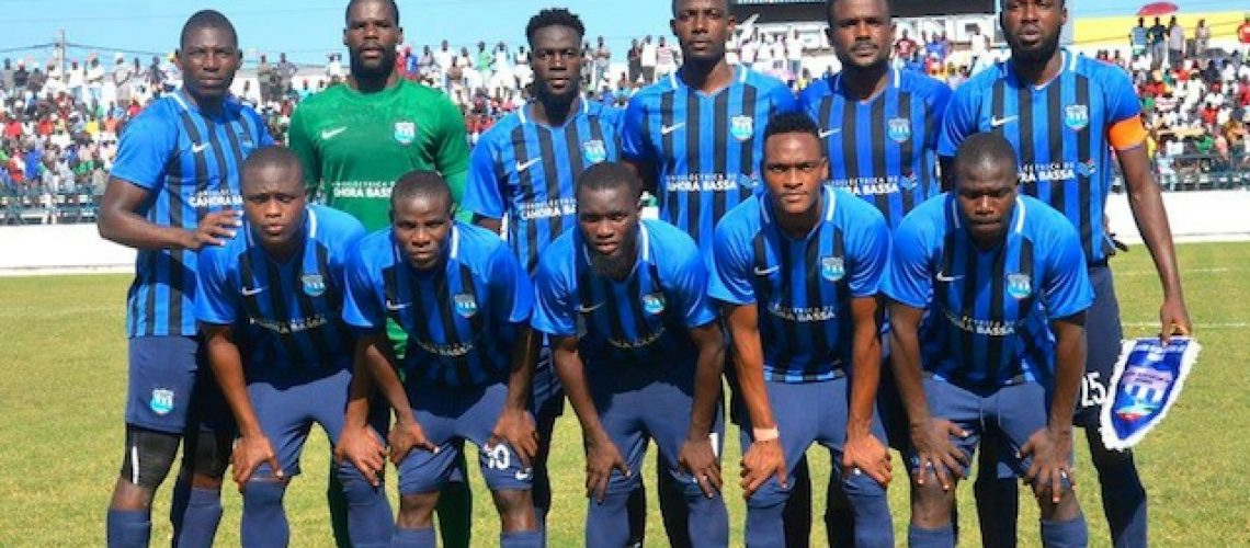 Moçambola 2018: União Desportiva de Songo poderá celebrar o bi-campeonato em Quelimane