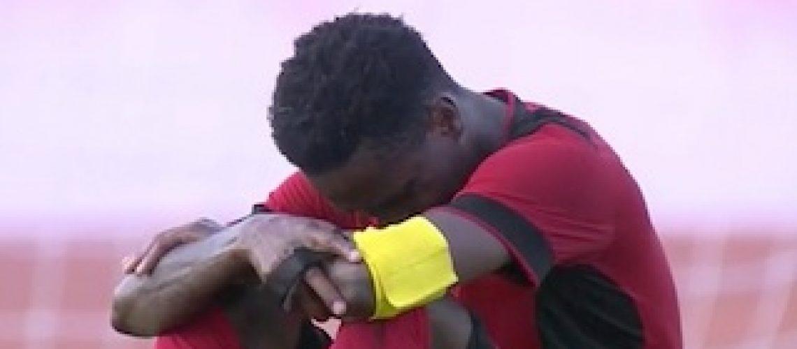 """""""Mambas"""" empatam em Bissau e falham apuramento para o 5º CAN consecutivo"""