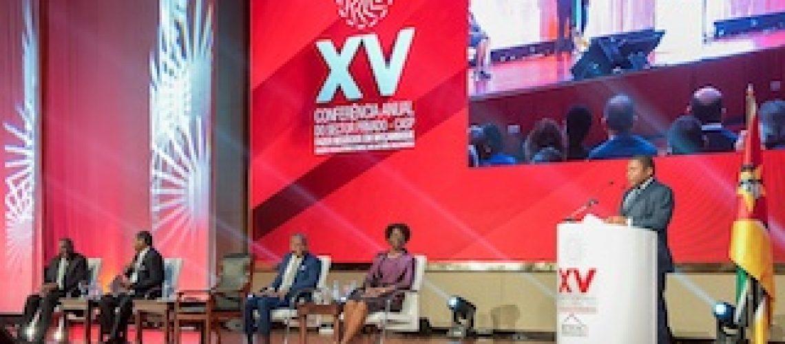 Presidente Nyusi diz que Lei do Conteúdo Local ainda vai demorar porque depende das multinacionais do gás