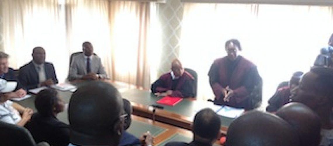 Gerais 2019: candidaturas a Presidente de Moçambique até 16 de Julho