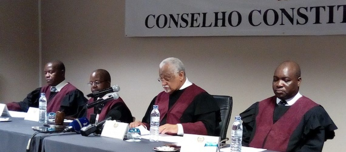 """Autárquicas 2018: Conselho Constitucional atribui vitória à Frelimo em Marromeu e Renamo ameaça que """"ninguém vai governar"""""""