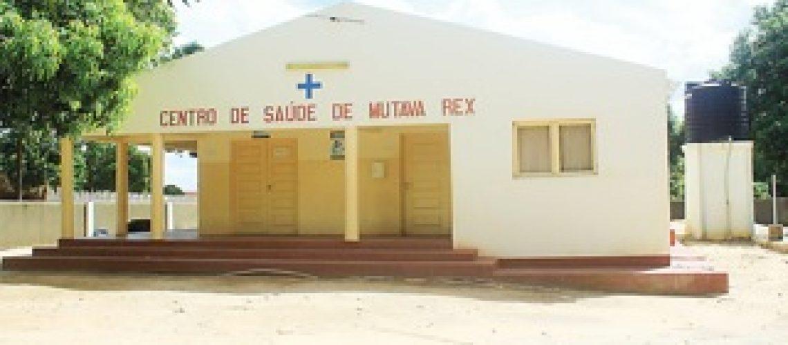 Centro de Saúde de Mutava-rex em Nampula não satisfaz os utentes