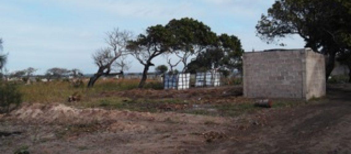 Chihango: um bairro a despontar no meio de problemas de terra