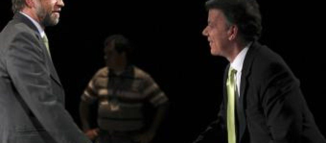 Colombianos vão às urnas eleger sucessor de Uribe