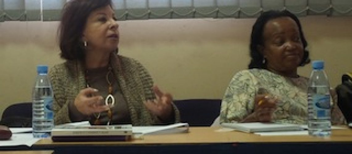 """""""Salvaguarda da família está neste momento a agravar a violência doméstica contra as mulheres"""" em Moçambique"""