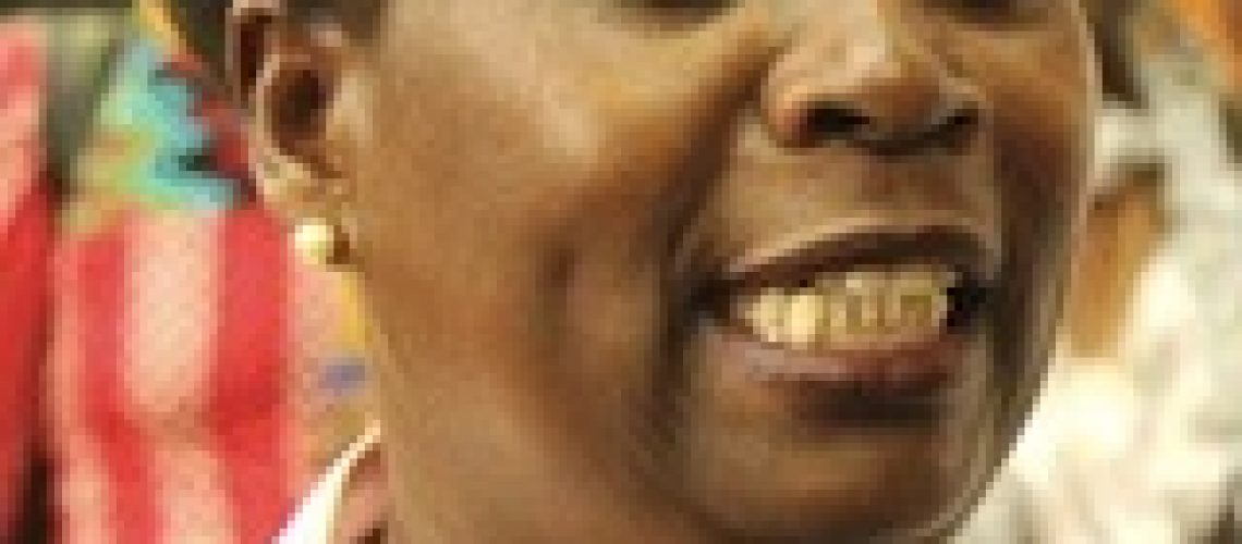 Conceita Sortane é a nova ministra da Educação e Desenvolvimento Humano