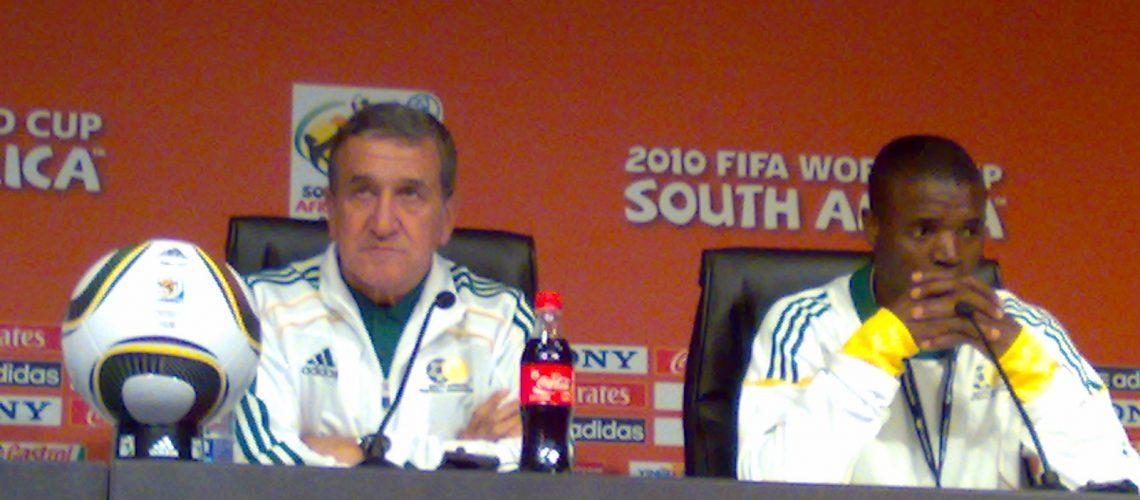 África do Sul e México jogam na abertura de um Mundial para a história