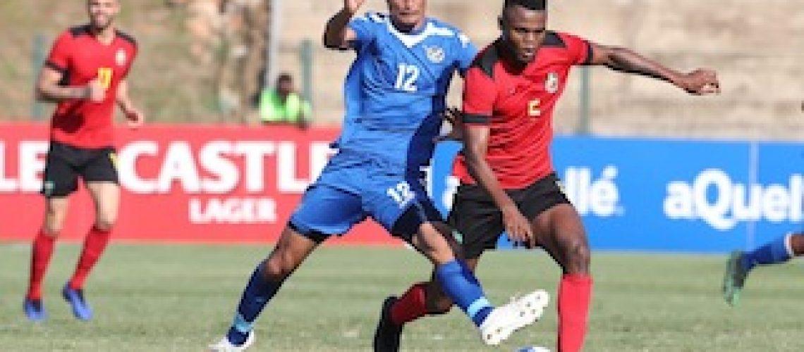"""Namíbia derrota """"Mambas"""" na estreia da taça COSAFA"""