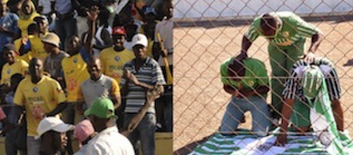 Moçambola: Costa do Sol empata e reassume a liderança com os mesmos pontos que a Liga e o Ferroviário de Maputo que perdeu no Chibuto