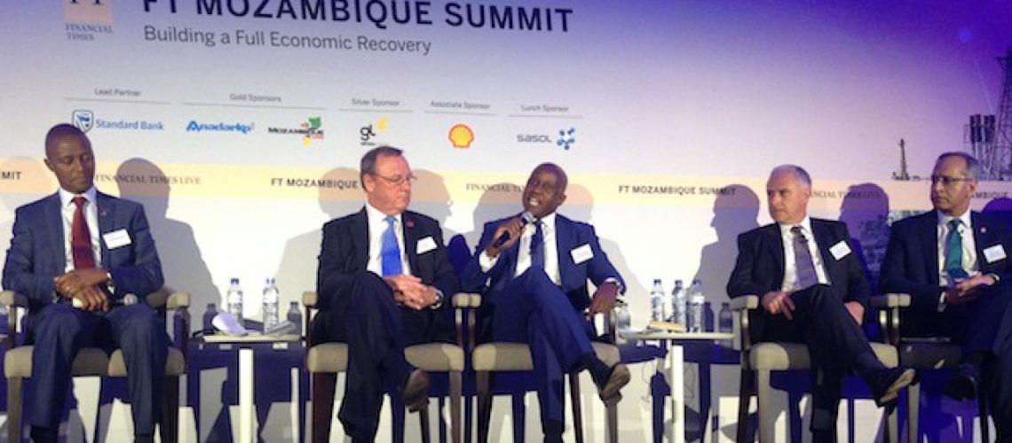 Anadarko está a gastar meio bilião de dólares no Norte de Moçambique com empresas estrangeiras