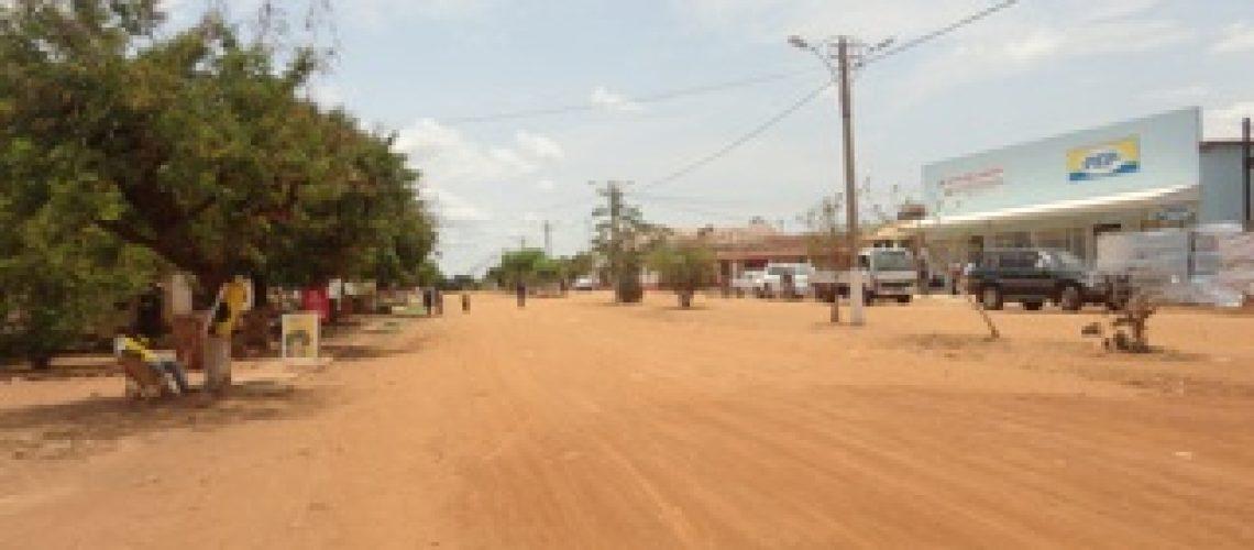 Cuamba: Uma cidade que cresce no desamparo