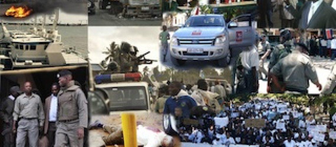 A democracia continua a degradar-se em Moçambique