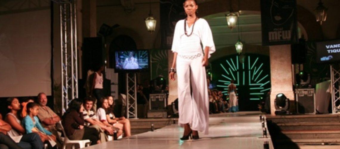 Beleza e glamour na 4 edicão do Mocambique Fashion Week