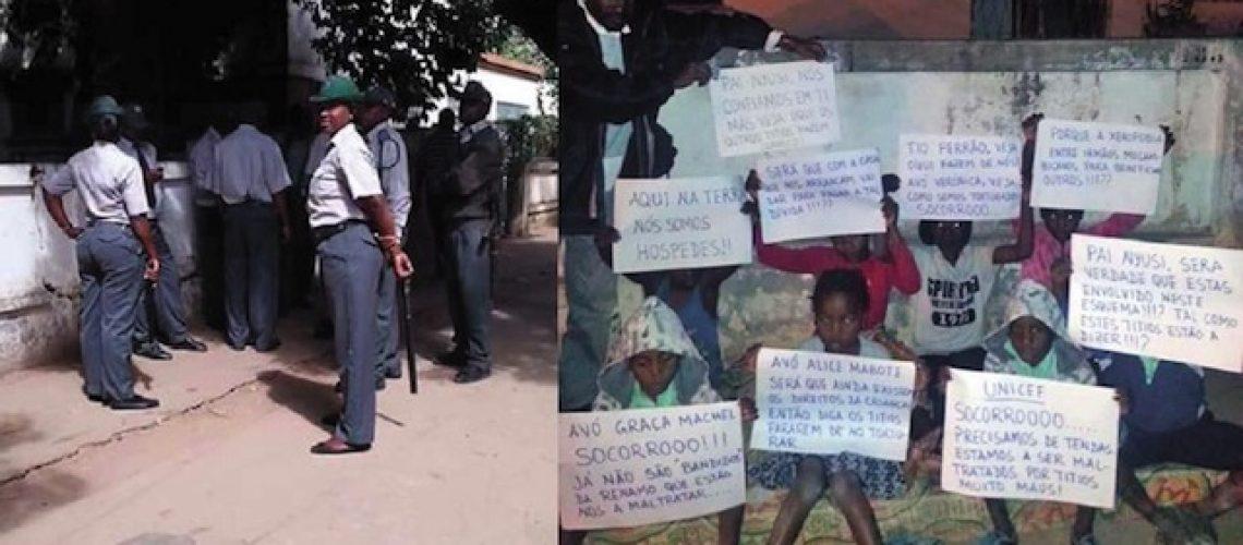 Estado moçambicano quer despejar seu funcionário reformado para entregar o imóvel a empresário estrangeiro