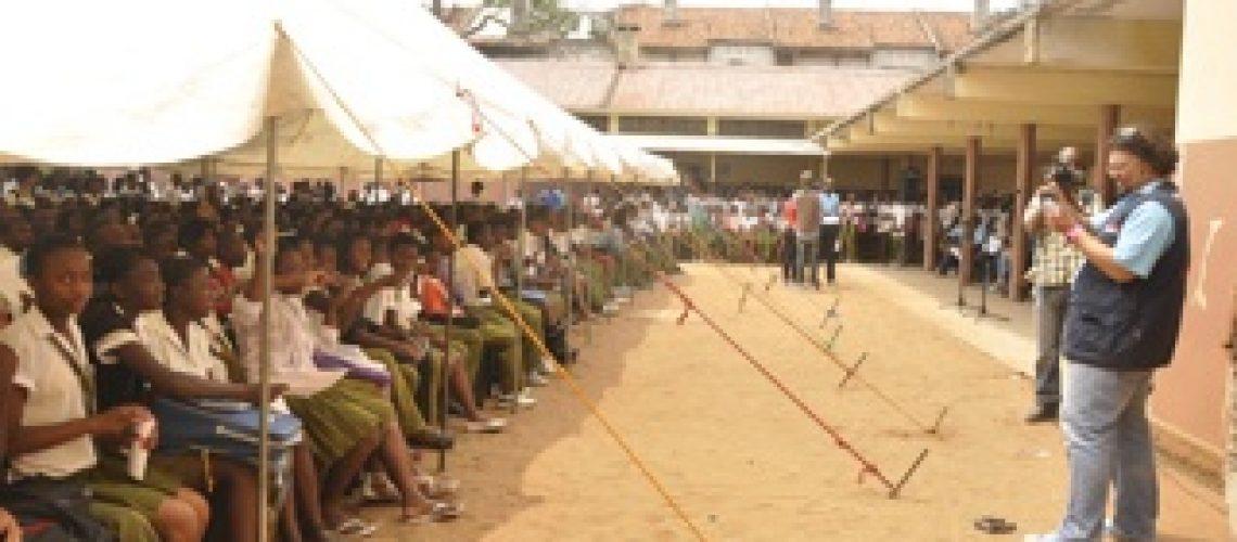 Escola Eduardo Mondlane celebra Dia da Dignidade em Moçambique