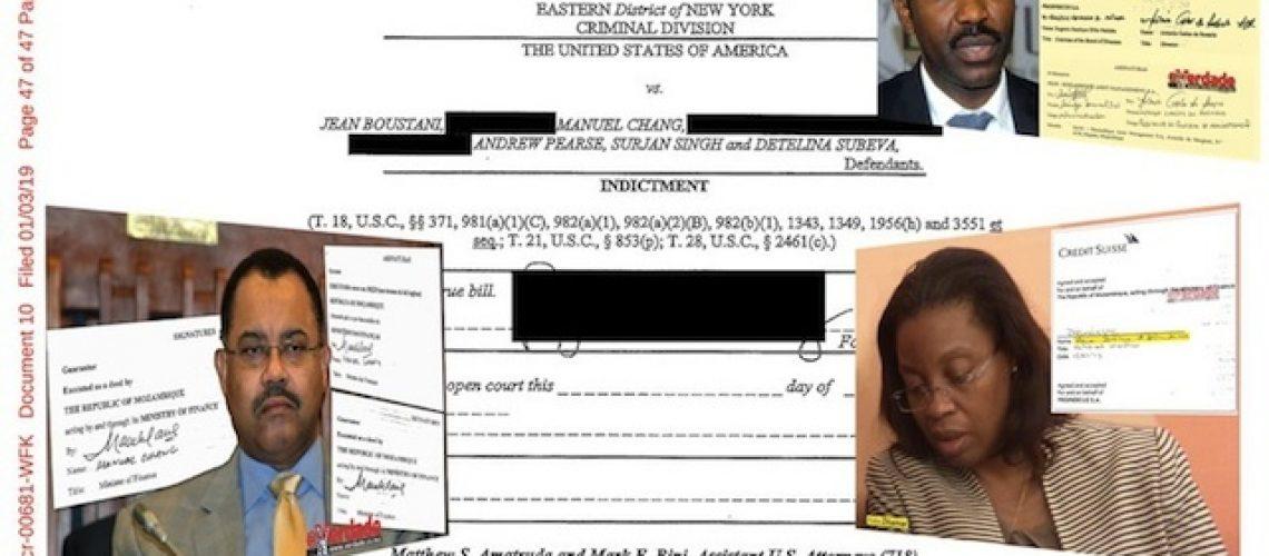 Justiça dos EUA também quer prender António Carlos do Rosário e Maria Isaltina Lucas