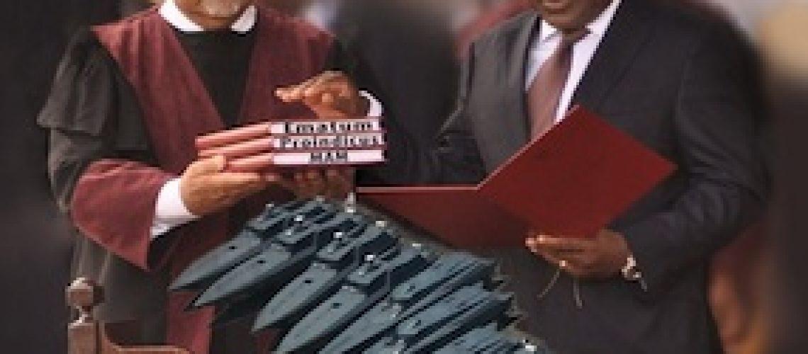 Filipe Nyusi pretende legalizar empréstimos ilegais da Proindicus e MAM e transforma-los em mais Dívida Pública