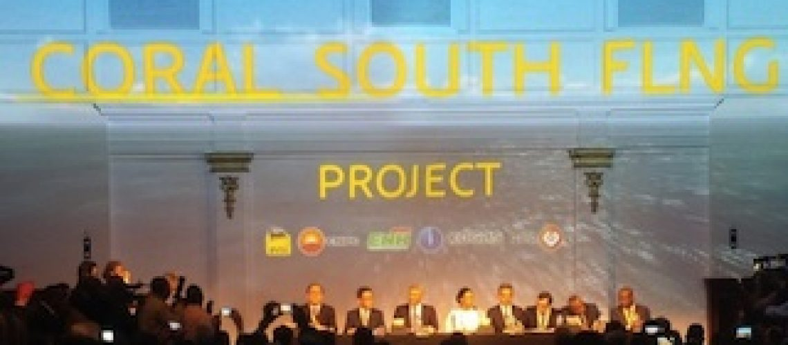 Moçambique abdica de benefícios financeiros para ENI e parceiros iniciarem investimento de 8 biliões de dólares no gás natural