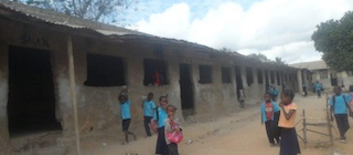 Primeiras 1000 salas de aula resistentes às Calamidades Naturais vão ser erguidas em Moçambique