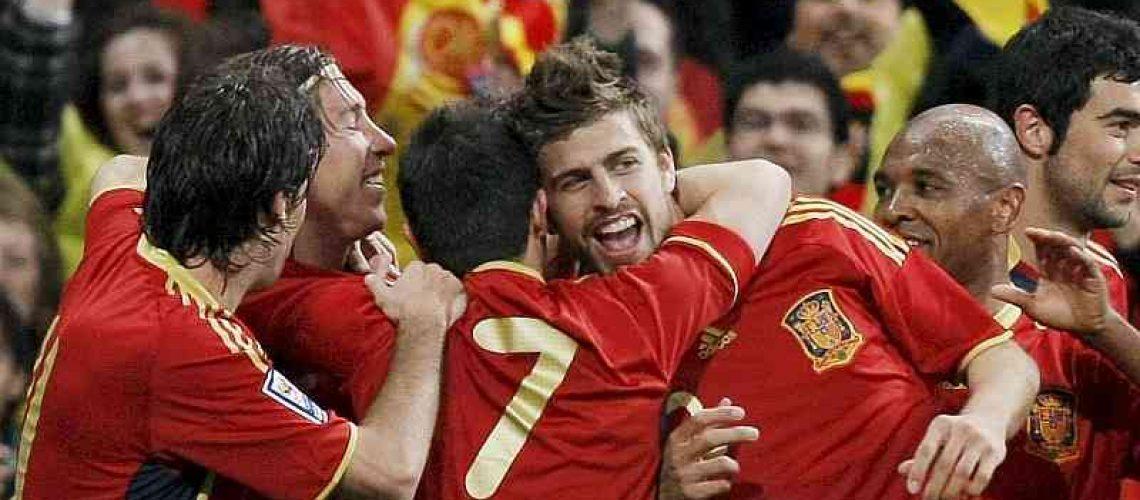 Espanha a caminho do Mundial de 2010 ao derrotar a Turquia por 1-0