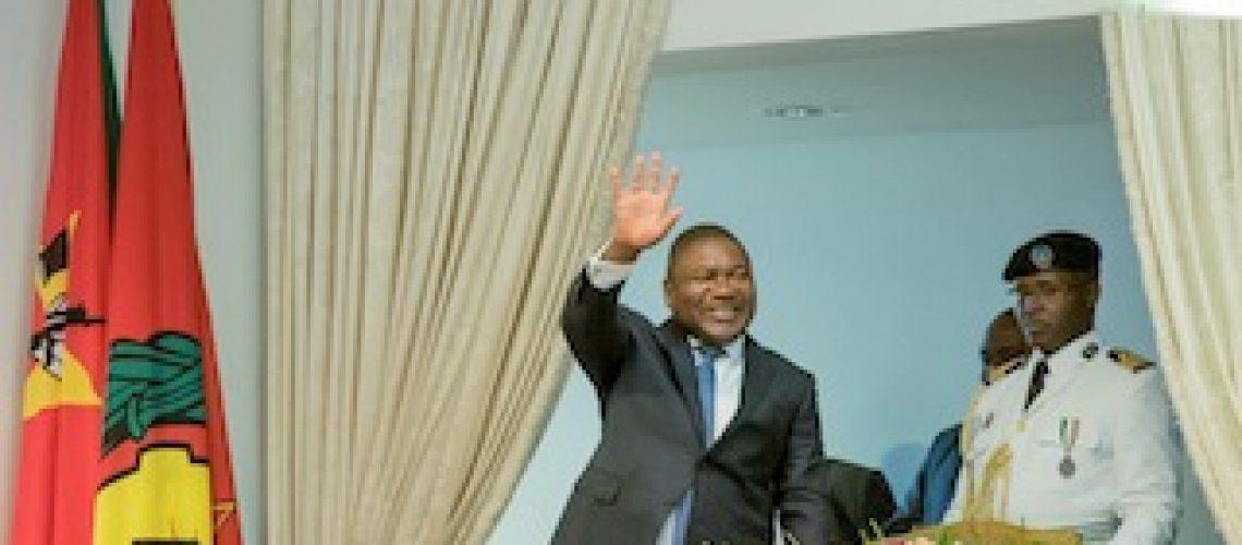 Que adjetivo usará o Presidente Nyusi para definir o Estado da Nação em 2018