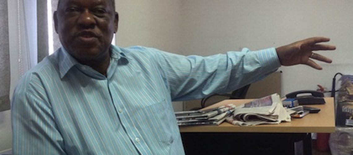 Eugénio Numaio esclarece que não está envolvido no tráfico de armas para a matança de rinocerontes