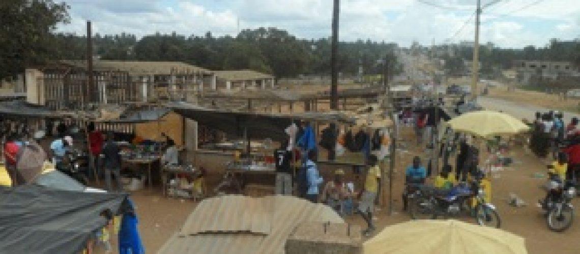Edilidade de Nampula vende Feira Dominical