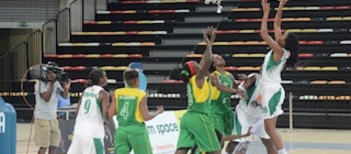 Afrobasket de clubes femininos: Ferroviário de Maputo vence terceiro jogo e apura-se para os quartos-de-final