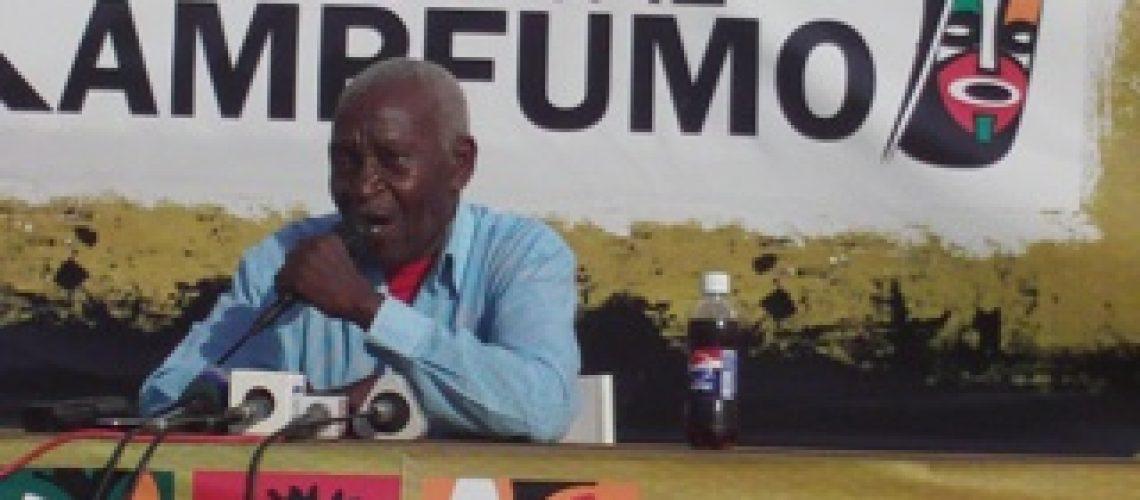 Maputo acolhe festival Kampfumo