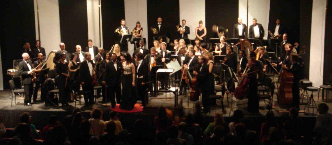 Orquestra Filarmónica toca pela primeira vez em Moçambique