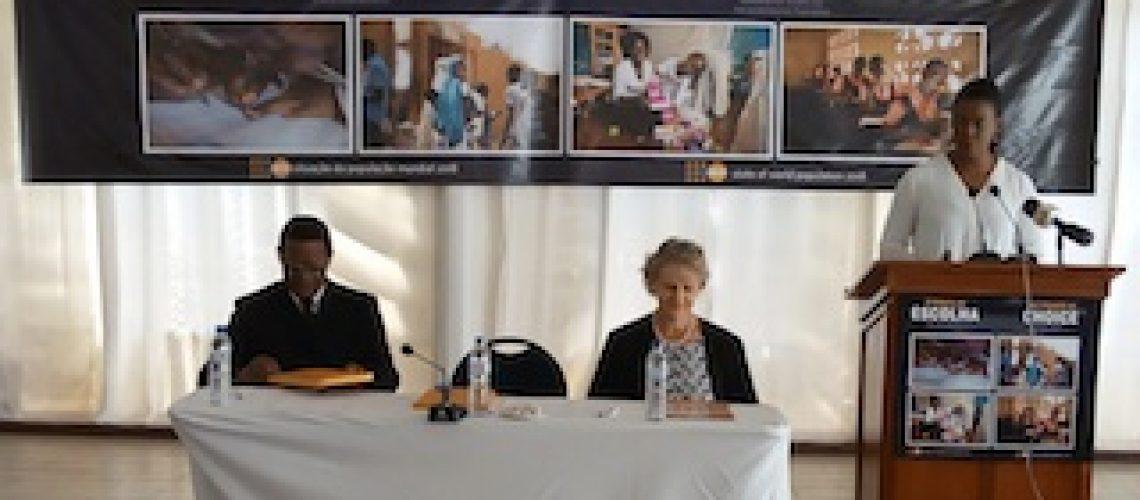 Mulheres moçambicanas e do mundo não têm escolhas em todos os aspectos de suas vidas