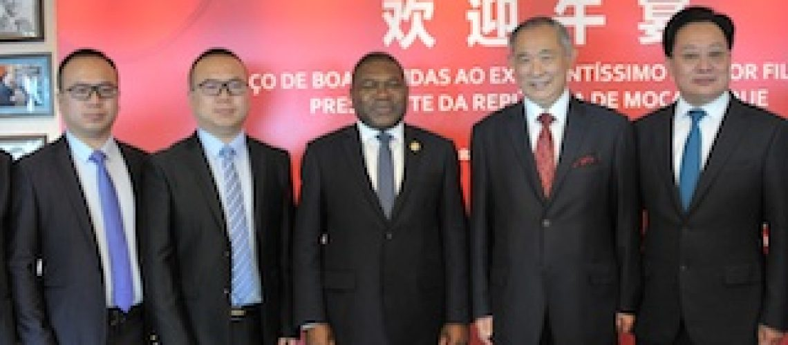 Parcerias Público Privado com Moçambique não foram  muito atractivas para chineses