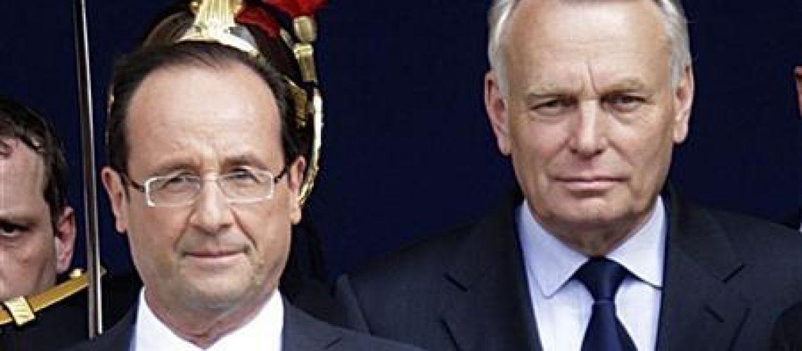 Hollande anuncia o gabinete e Martine Aubry fica de fora