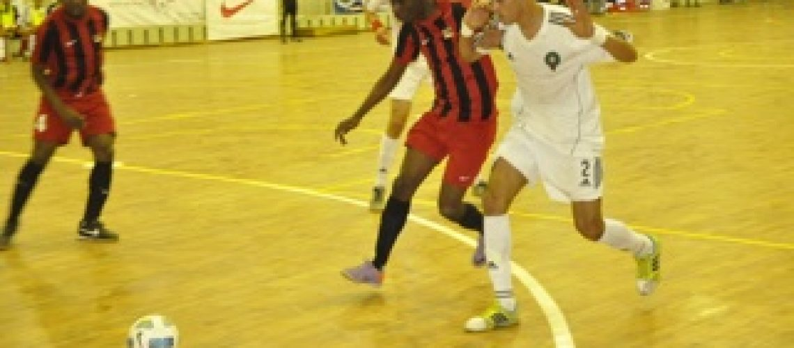 Futsal: uma miragem chamada Tailândia