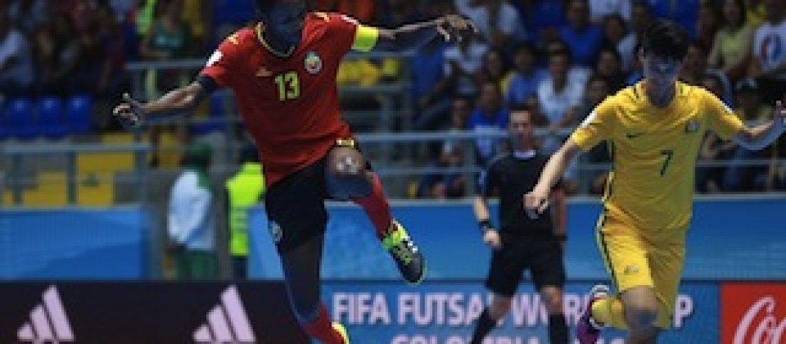 Moçambique mostra classe mas volta a perder no Mundial de Futsal