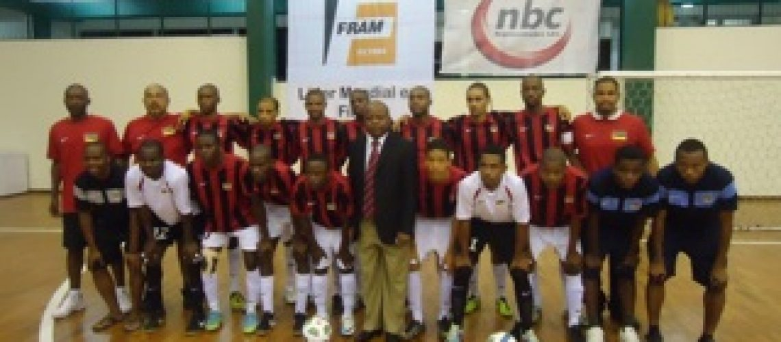 Futsal em crise